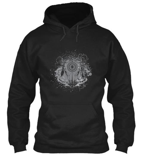 Cattle Skull Art For Women And Men Cattl Black T-Shirt Front