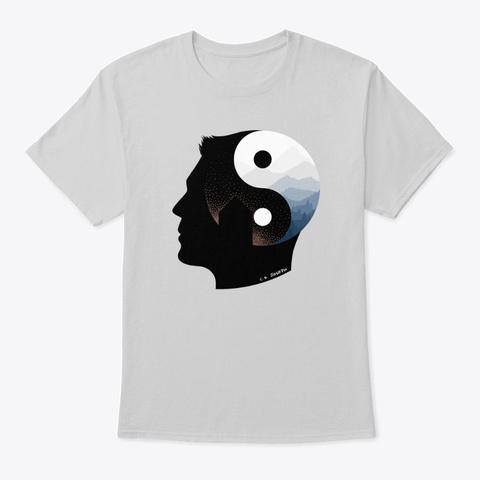 Balance Light Steel T-Shirt Front