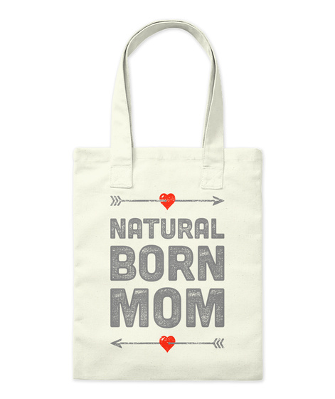 Natural Born Mom Natural Hangtas Front