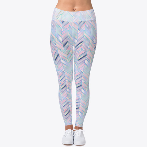 Crystal Ice Leggings Standard T-Shirt Front