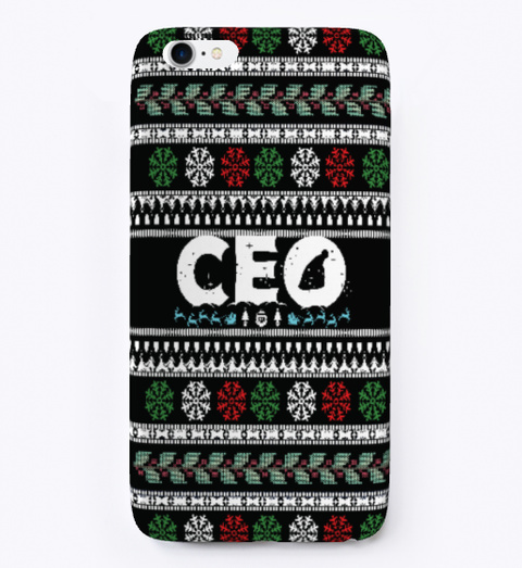 christmas phone case ceo