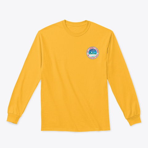 Image Not Opening Gold T-Shirt Front