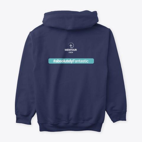 Phonetic Alphabet Tee   Colours Navy T-Shirt Back