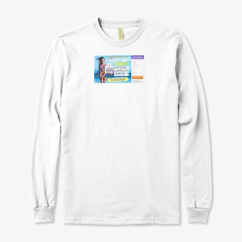 Ultra Sonic Keto Reviews  White T-Shirt Front