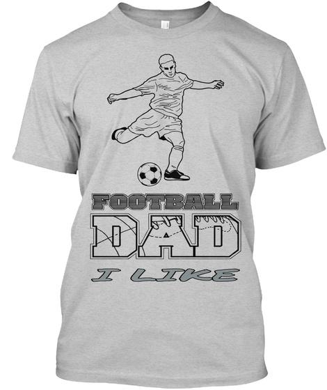 T Shirt Fan For Foot Ball