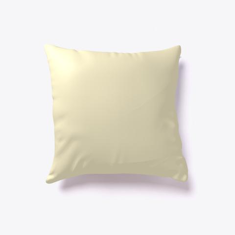 Cute Pillows Elephant Pillow  Light Yellow T-Shirt Back