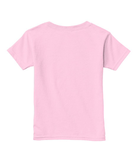 Mixed Kid T Shirt Light Pink  T-Shirt Back