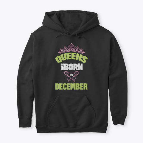 Queens Birthday T Shirts!! Black Camiseta Front