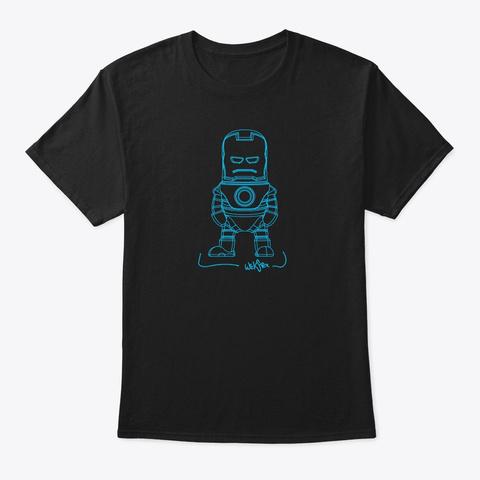 Iron Dude by Weks Unisex Tshirt