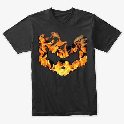 Aeonps Lit   Limited Edition Vintage Black T-Shirt Front