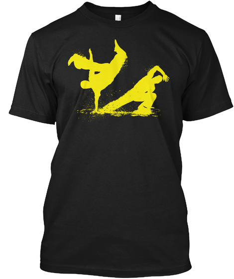Capoeira Flow (Y) Only A Few Days Left!! Black T-Shirt Front