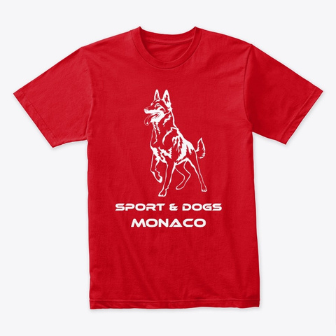 Image Not Opening Red T-Shirt Front