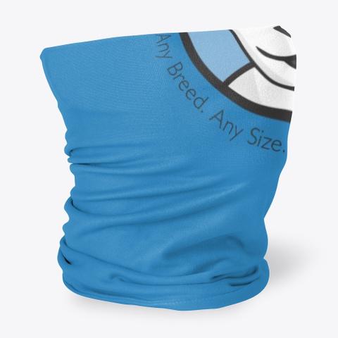 Cdr Logo Denim Blue T-Shirt Side