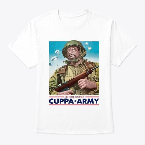 cuppa army shirt
