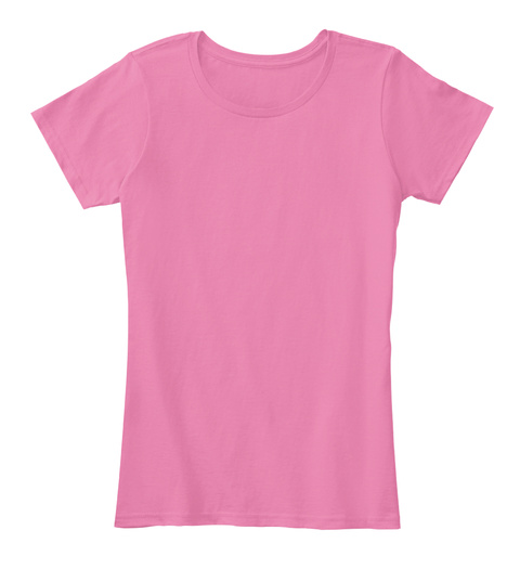 I Am A Paralegal T Shirt! True Pink T-Shirt Front