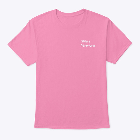 Classic Violet Pink T-Shirt Front