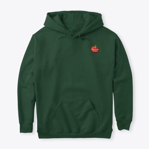 Almazan Kitchen Official Merchandise Forest Green T-Shirt Front