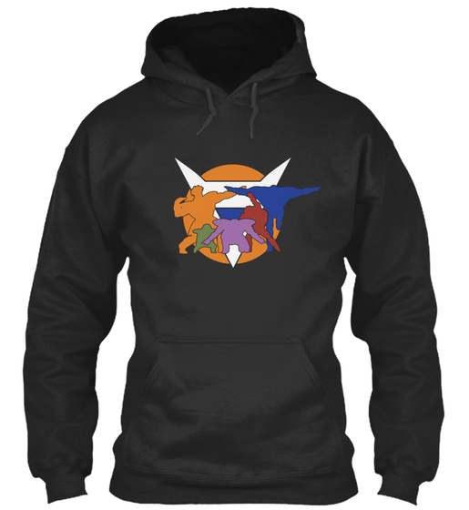 Ginyu Force Pose And Logo Dragonball Z 2 Teespring Campaign