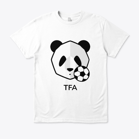 Tfa Collection White T-Shirt Front