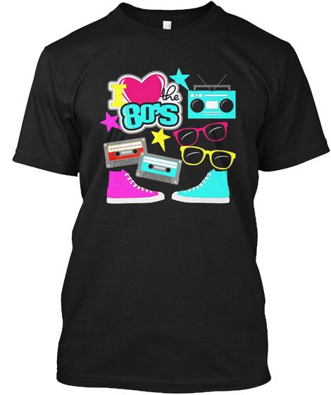 80s tee shirts