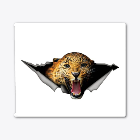Tiger Standard T-Shirt Front