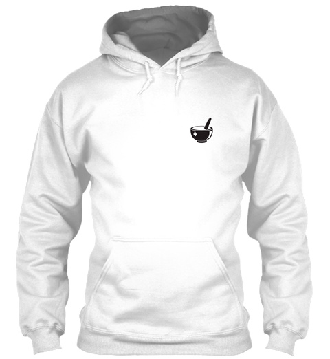 Perfect Pharmacy Technician Hoodie White T-Shirt Front