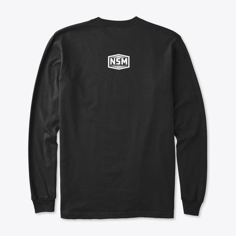5.7x28mm Black T-Shirt Back