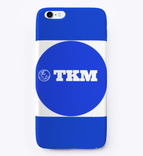 Tkm Anointed Royal Blue T-Shirt Front