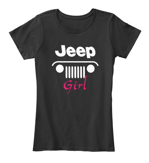 da5389c6fb2 Jeep Girl Products from Jeep T-shirts Store