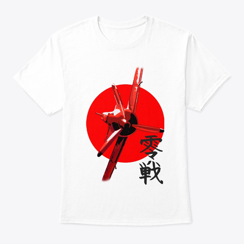 Zero in the Rising Sun by Magz Unisex Tshirt