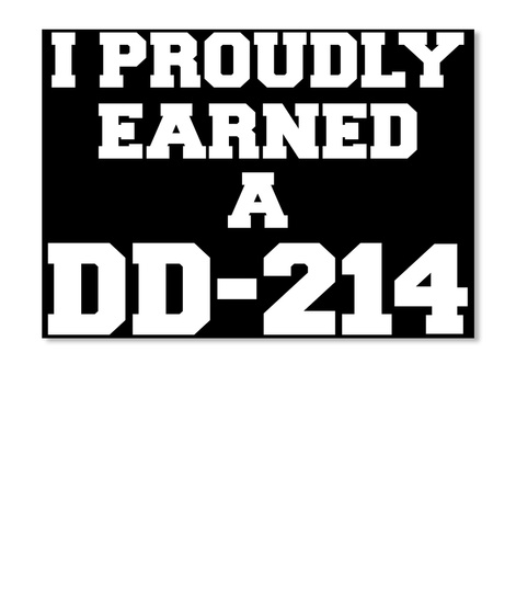 Veteran dd 214 sticker