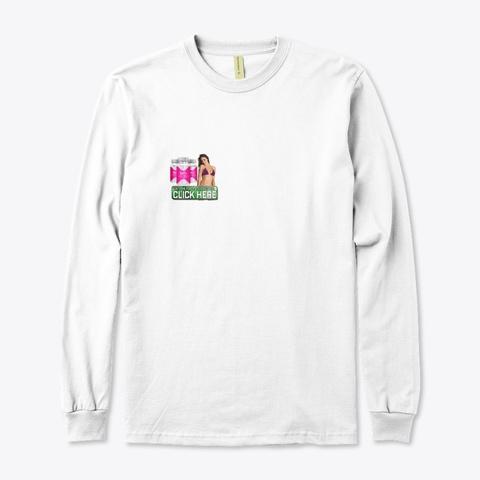 Diva Trim Keto 2020 White T-Shirt Front