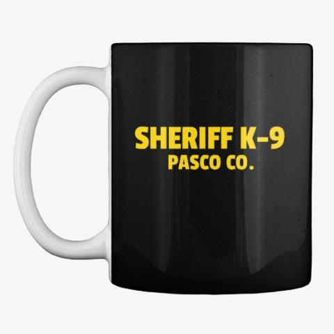 Pasco County FL Sheriff K-9 Mug