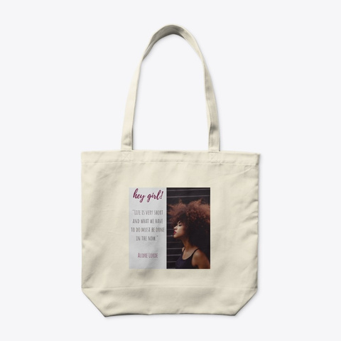 Back of You Got This Organic Tote Bag