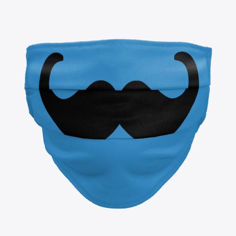 fake beard cloth face masks
