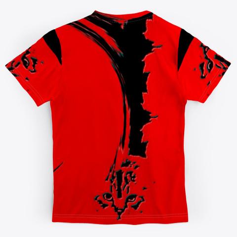 Bc Cat 3720 Black T-Shirt Back