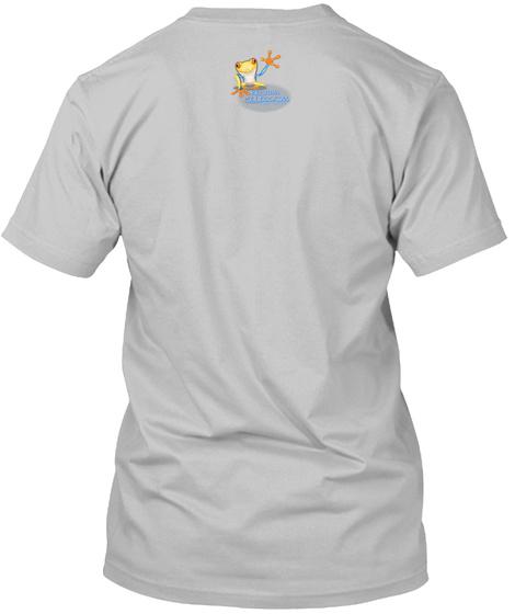 Meine Meinung Ellesson Sport Grey T-Shirt Back