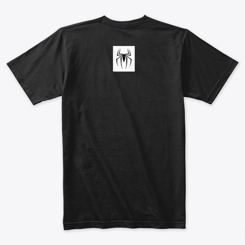 Sf Wear Black T-Shirt Back