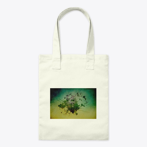 Bag Natural Tote Bag Front
