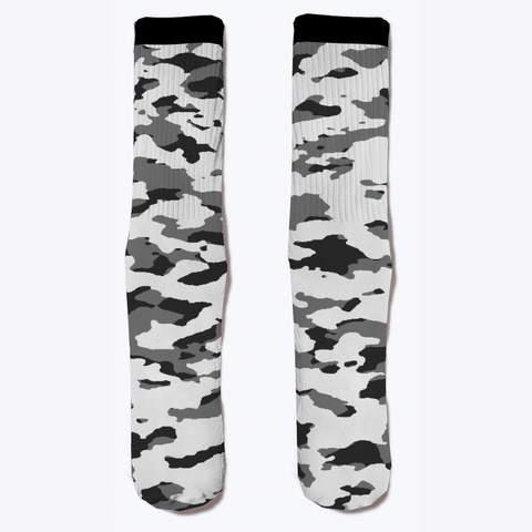 Military Camouflage   Urban I Standard T-Shirt Front