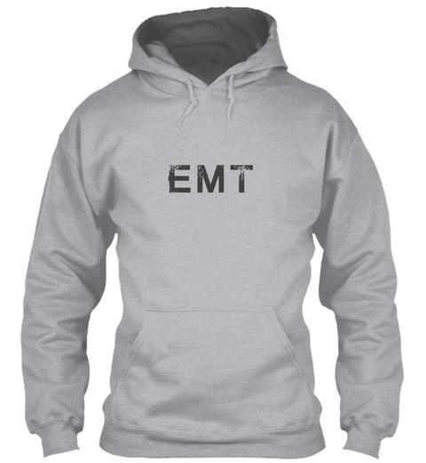 Emt   Limited Edition Sport Grey T-Shirt Front