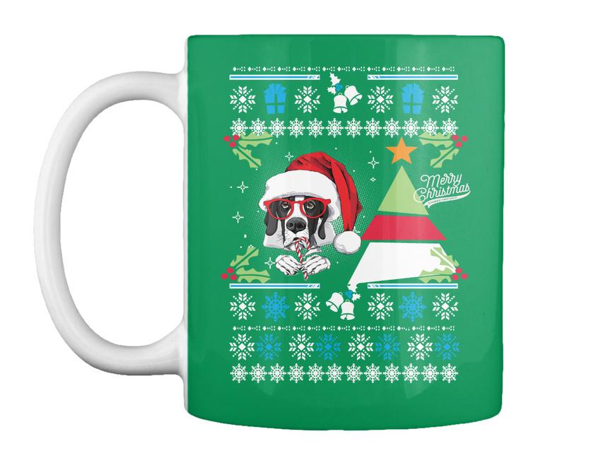 In style Great Dane Ugly Christmas Sweater Gift Coffee Mug Gift ...