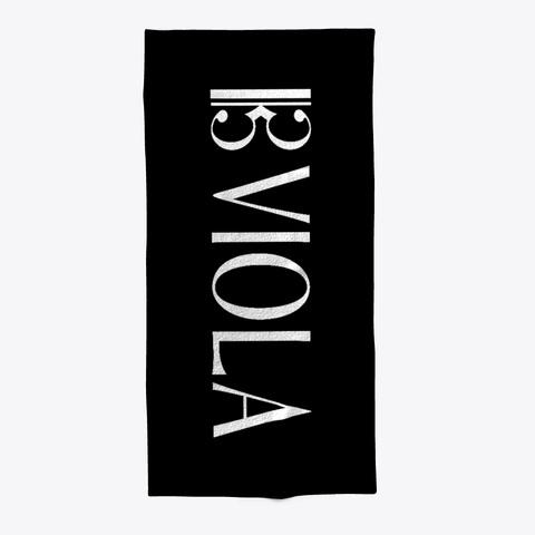 Alto Clef   Viola Standard T-Shirt Front