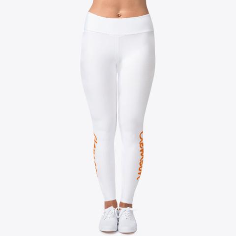 Athletic Leggings   Tiger Pride!! Standard T-Shirt Front