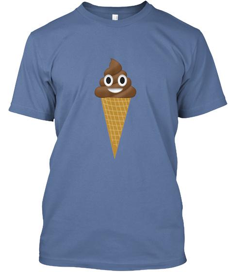 Poop Emoji Ice Cream Products From Bird Teespring