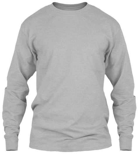Metalhead Definition   Long Sleeve Sport Grey T-Shirt Front