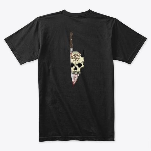 Blade Of Ritual Black T-Shirt Back