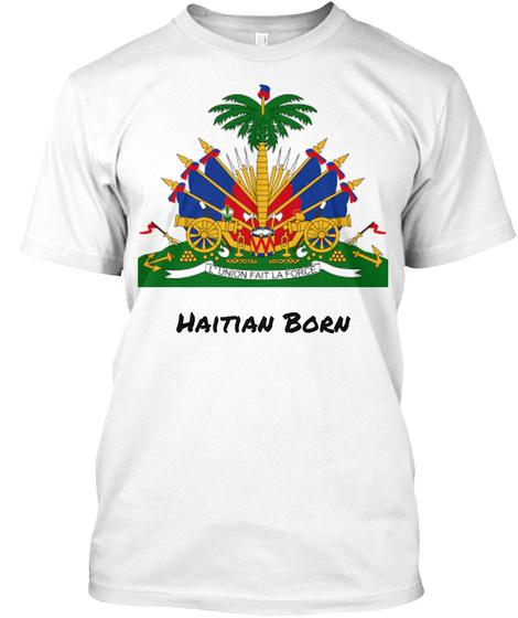 Shirts African Haitian Heritage T Born ProductsTeespring xBeWordC