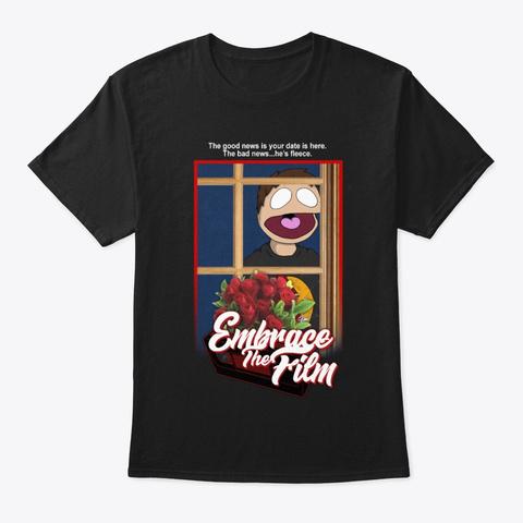 Creeps Black T-Shirt Front