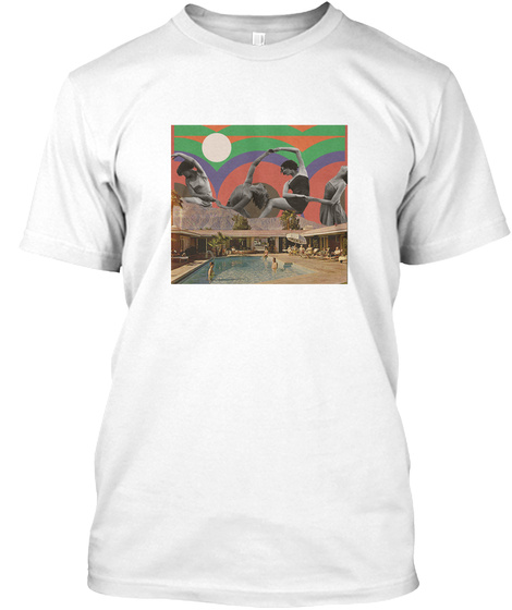Shirts By Shon   Standing Rock   Protect White T-Shirt Front